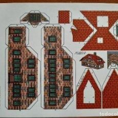 Collectionnisme Images à Découper: RECORTABLE CHIQUI CASAS Nº 6. Lote 227913000