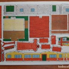 Collectionnisme Images à Découper: ESTAMPA DE ESPAÑA : RECORTABLE CHALET. Lote 228718570