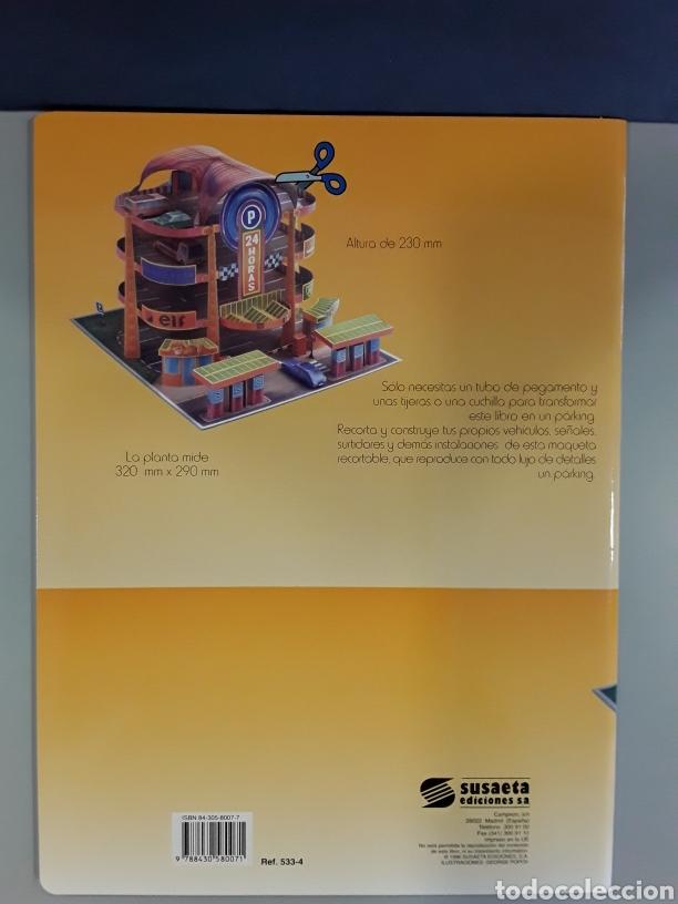 Coleccionismo Recortables: LIBRO RECORTABLE CONSTRUCCION PARKING EDITORIAL SUSAETA - Foto 2 - 230622835
