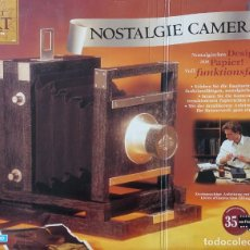 Coleccionismo Recortables: NOSTALGIE CAMERA DE ART COLLECTION 1998. Lote 236098610
