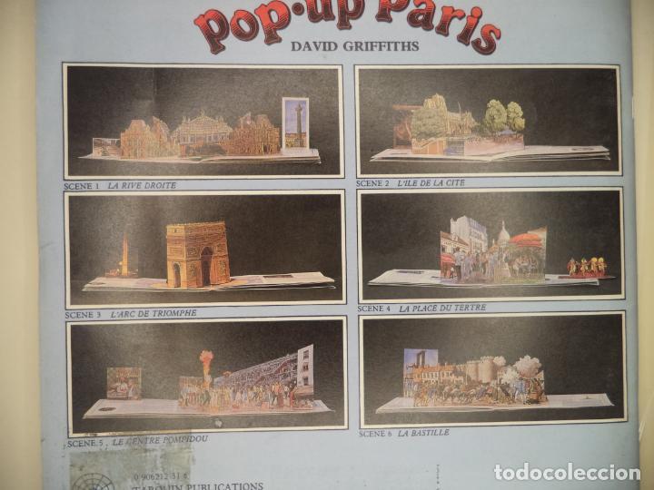 Coleccionismo Recortables: POP UP PARIS 28 PAGINAS QUE RECORTANDO PERMITEN HACER EL POP UP PERFECTO ESTADO BRITISH MUSEUM - Foto 2 - 241019175