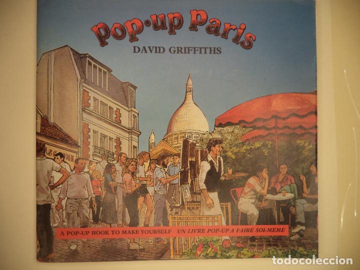 POP UP PARIS 28 PAGINAS QUE RECORTANDO PERMITEN HACER EL POP UP PERFECTO ESTADO BRITISH MUSEUM (Coleccionismo - Recortables - Construcciones)