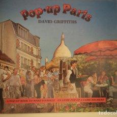 Coleccionismo Recortables: POP UP PARIS 28 PAGINAS QUE RECORTANDO PERMITEN HACER EL POP UP PERFECTO ESTADO BRITISH MUSEUM. Lote 241019175