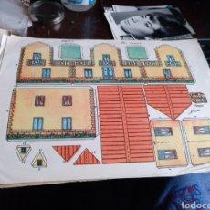 Coleccionismo Recortables: HOTEL. Lote 244183375