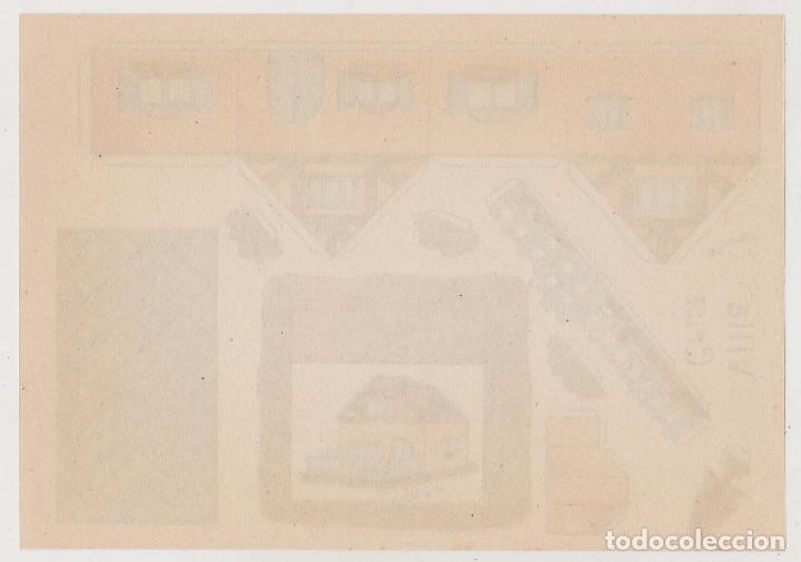 Coleccionismo Recortables: RECORTABLES CONSTRUCCIONES - VILLA CRUZ - ANARANT - PERFECTO ESTADO - Foto 2 - 246985880