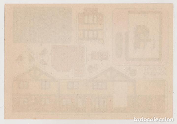Coleccionismo Recortables: RECORTABLES CONSTRUCCIONES - CASITA ALEMANA - ANARANT - PERFECTO ESTADO - Foto 2 - 247228420