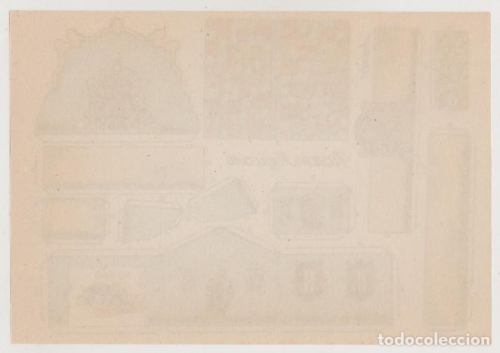 Coleccionismo Recortables: RECORTABLES CONSTRUCCIONES - RANCHO MEJICANO - PERFECTO ESTADO - Foto 2 - 247231430