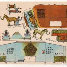 Coleccionismo Recortables: RECORTABLES CONSTRUCCIONES - HERRERÍA - PERFECTO ESTADO. Lote 247231745