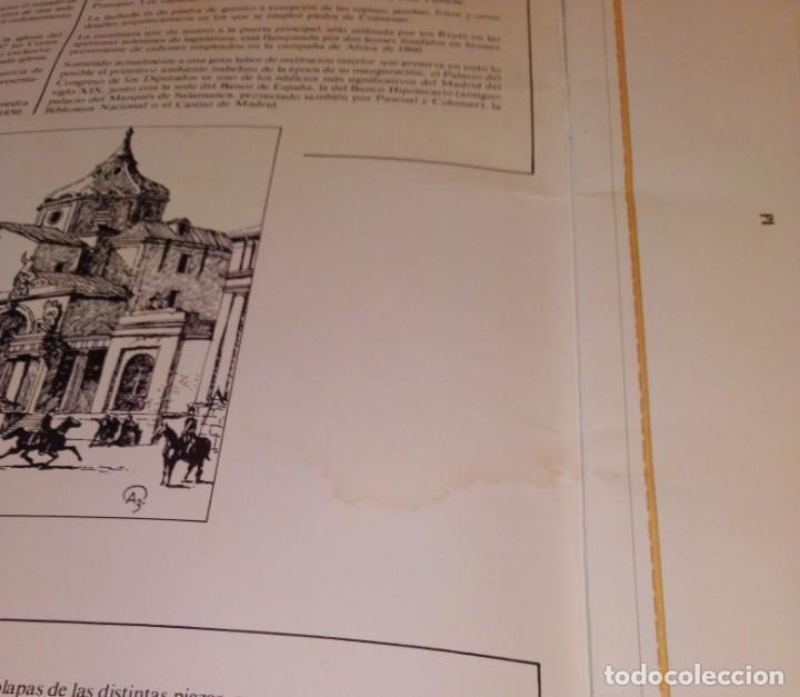 Coleccionismo Recortables: Antiguo recortable del Congreso de los Diputados. Año 1983. - Foto 14 - 253215435