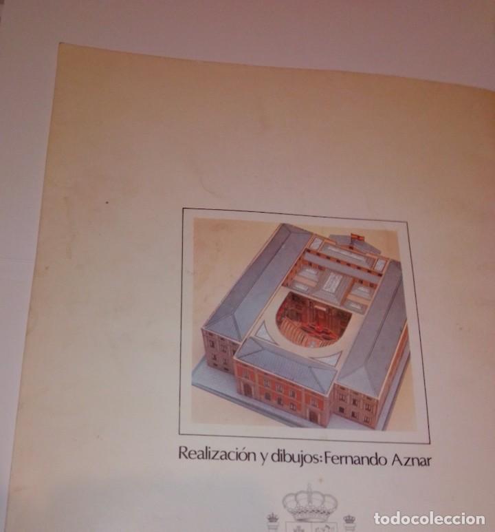Coleccionismo Recortables: Antiguo recortable del Congreso de los Diputados. Año 1983. - Foto 15 - 253215435