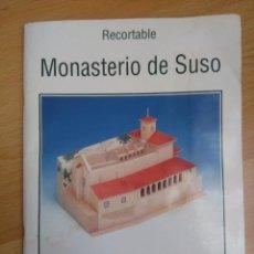 Coleccionismo Recortables: LIBRO CON DOS RECORTABLES. Lote 253780450