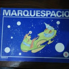 Coleccionismo Recortables: MARQUESPACIO Nº 9 NEPTUNO. CUADERNO MARQUETERÍA. 1ª EDIC. 1985. SALVATELLA. Lote 261291080