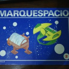 Coleccionismo Recortables: MARQUESPACIO Nº 2 VEGA - RIGEL. CUADERNO MARQUETERÍA. 1ª EDIC. 1985. SALVATELLA. Lote 261291270