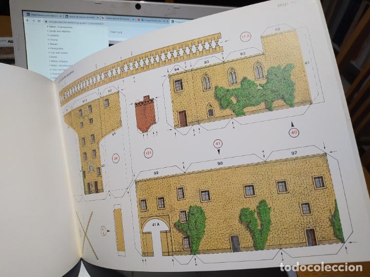 Coleccionismo Recortables: Recortable completo del Alcázar de Segovia. Buen estado. ed. Arcatura, 1990 - Foto 3 - 262020635