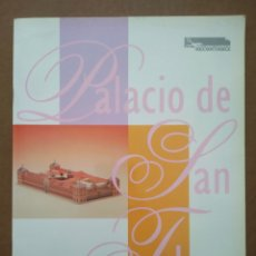 Colecionismo Recortáveis: RECORTABLE PALACIO DE SAN TELMO (JUNTA DE ANDALUCÍA, 1993). SIN USAR. 24 PAGINAS.. Lote 267000009