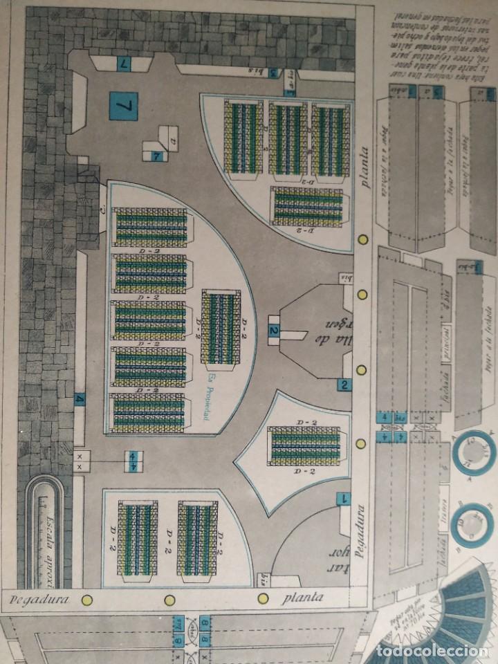 Coleccionismo Recortables: RECORTABLES templo metropolitano nuestra Sra del pilar - Foto 3 - 267505729