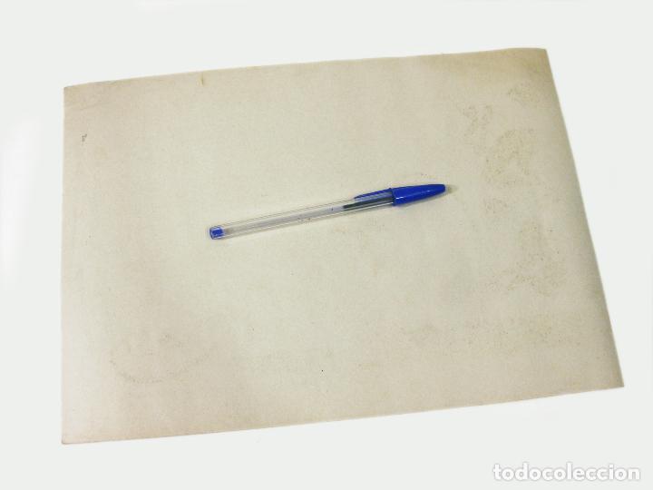 Coleccionismo Recortables: RECORTABLE DE CONSTRUCCIONES EN MOVIMIENTO FNM - MONO SERIE 15 Nº 6 - Foto 4 - 267664319