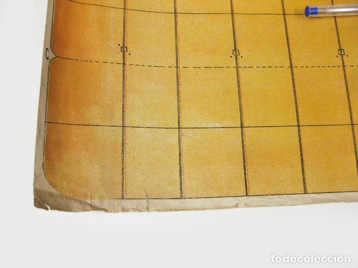 Coleccionismo Recortables: RECORTABLE DE LA TIJERA - AEROPLANO SERIE 25 Nº 20 - Foto 6 - 267665289