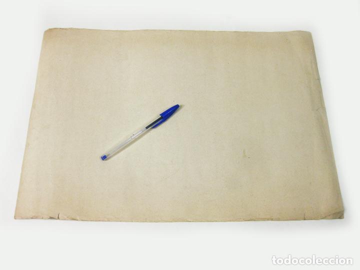 Coleccionismo Recortables: RECORTABLE DE LA TIJERA - AEROPLANO SERIE 25 Nº 20 - Foto 7 - 267665289