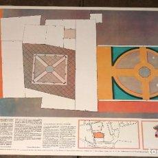 Coleccionismo Recortables: MAQUETA RECORTABLE DE LA CASA DE LOS VARGAS - GRANADA - GRAN TAMAÑO. Lote 277534463