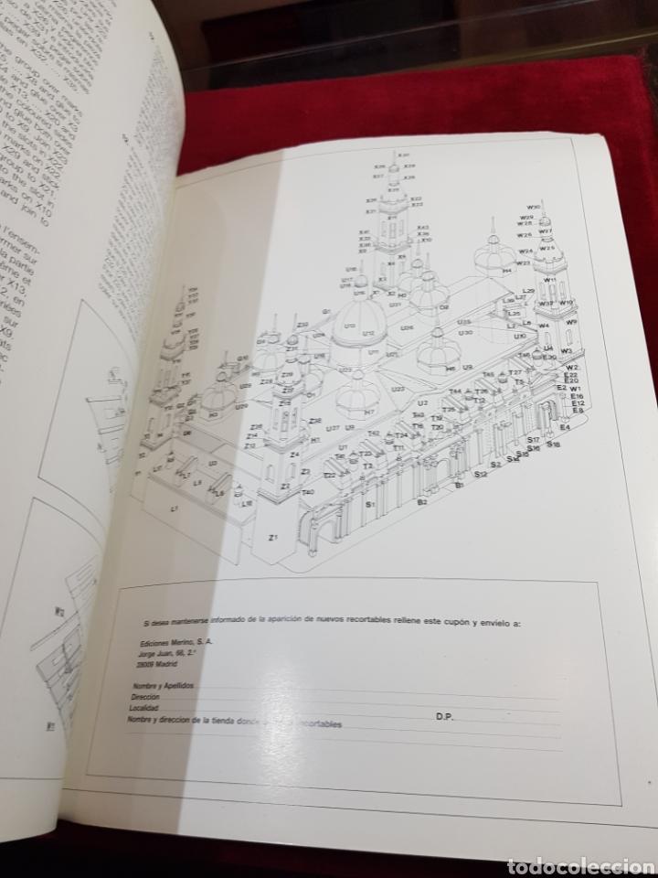 Coleccionismo Recortables: Recortable Basílica del Pilar zaragoza colección grandes monumentos ediciones Merino - Foto 2 - 277699848