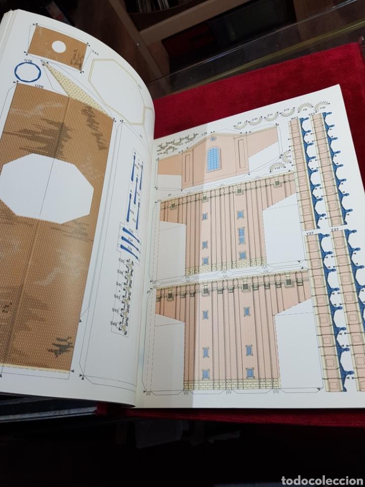 Coleccionismo Recortables: Recortable Basílica del Pilar zaragoza colección grandes monumentos ediciones Merino - Foto 4 - 277699848