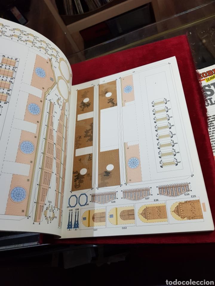 Coleccionismo Recortables: Recortable Basílica del Pilar zaragoza colección grandes monumentos ediciones Merino - Foto 5 - 277699848