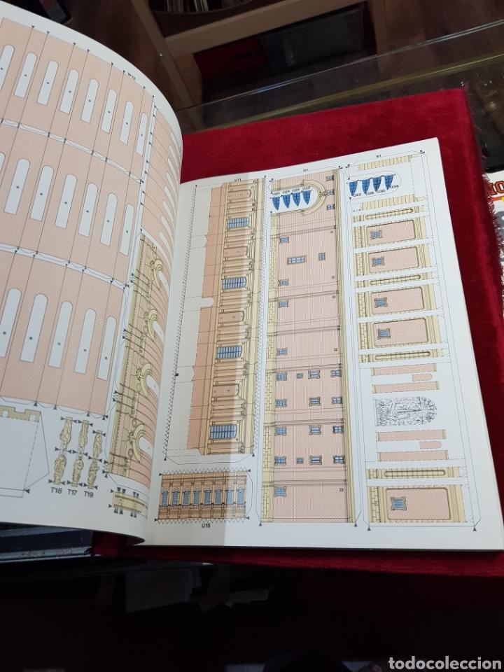 Coleccionismo Recortables: Recortable Basílica del Pilar zaragoza colección grandes monumentos ediciones Merino - Foto 6 - 277699848