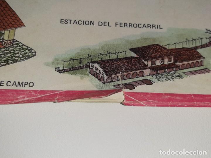 Coleccionismo Recortables: ANTIGUO LIBRO ALBUM MANUALIDADES RECREATIVAS RECORTABLES 35 LAMINAS EDITORIAL ZULIA AÑO 1981 - Foto 3 - 278412618
