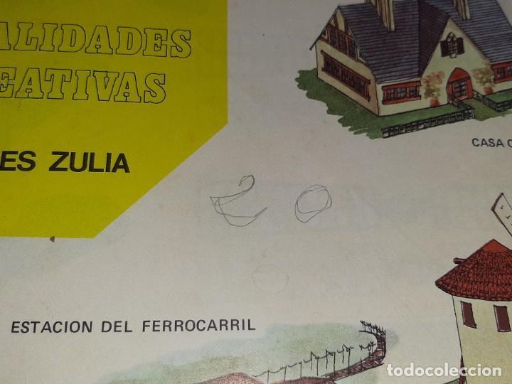 Coleccionismo Recortables: ANTIGUO LIBRO ALBUM MANUALIDADES RECREATIVAS RECORTABLES 35 LAMINAS EDITORIAL ZULIA AÑO 1981 - Foto 4 - 278412618