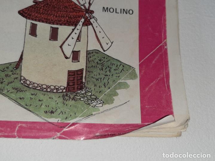 Coleccionismo Recortables: ANTIGUO LIBRO ALBUM MANUALIDADES RECREATIVAS RECORTABLES 35 LAMINAS EDITORIAL ZULIA AÑO 1981 - Foto 6 - 278412618