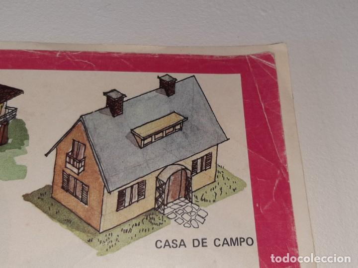 Coleccionismo Recortables: ANTIGUO LIBRO ALBUM MANUALIDADES RECREATIVAS RECORTABLES 35 LAMINAS EDITORIAL ZULIA AÑO 1981 - Foto 7 - 278412618