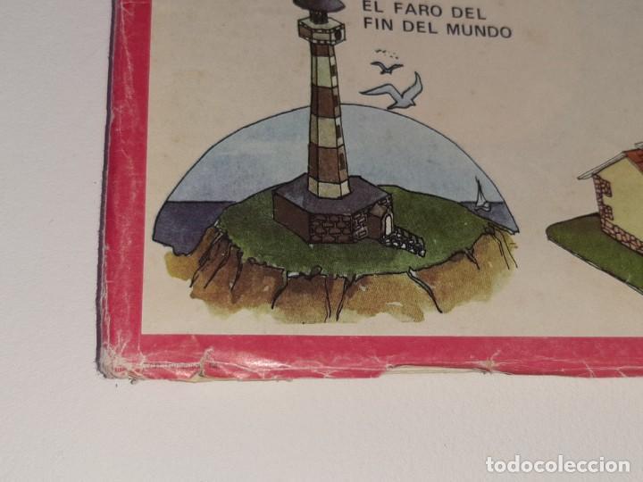 Coleccionismo Recortables: ANTIGUO LIBRO ALBUM MANUALIDADES RECREATIVAS RECORTABLES 35 LAMINAS EDITORIAL ZULIA AÑO 1981 - Foto 8 - 278412618