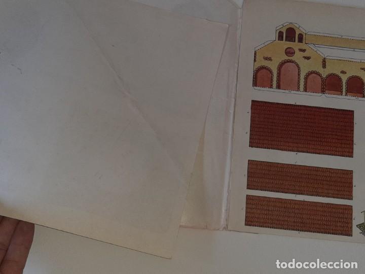 Coleccionismo Recortables: ANTIGUO LIBRO ALBUM MANUALIDADES RECREATIVAS RECORTABLES 35 LAMINAS EDITORIAL ZULIA AÑO 1981 - Foto 11 - 278412618