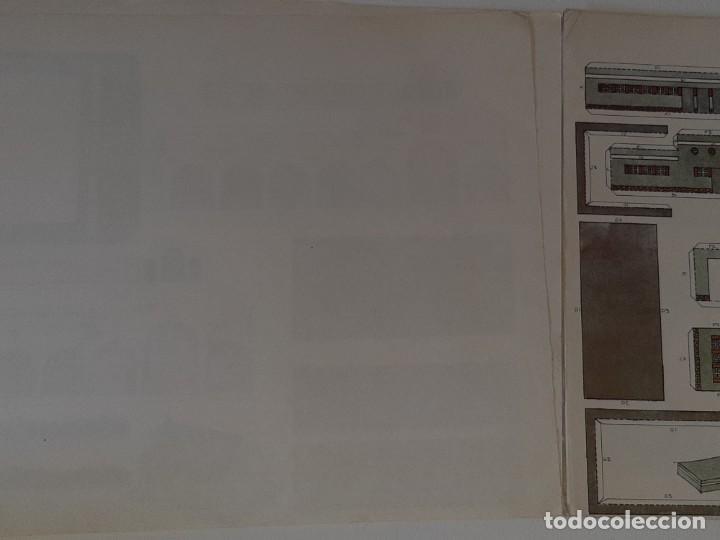 Coleccionismo Recortables: ANTIGUO LIBRO ALBUM MANUALIDADES RECREATIVAS RECORTABLES 35 LAMINAS EDITORIAL ZULIA AÑO 1981 - Foto 13 - 278412618