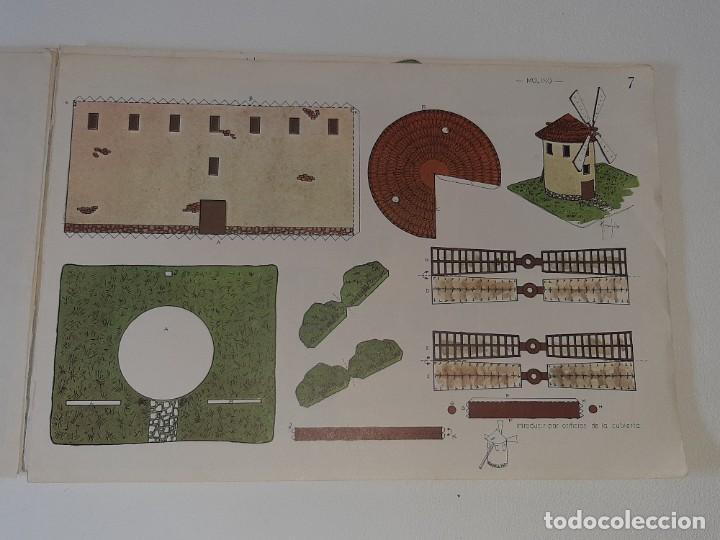 Coleccionismo Recortables: ANTIGUO LIBRO ALBUM MANUALIDADES RECREATIVAS RECORTABLES 35 LAMINAS EDITORIAL ZULIA AÑO 1981 - Foto 15 - 278412618