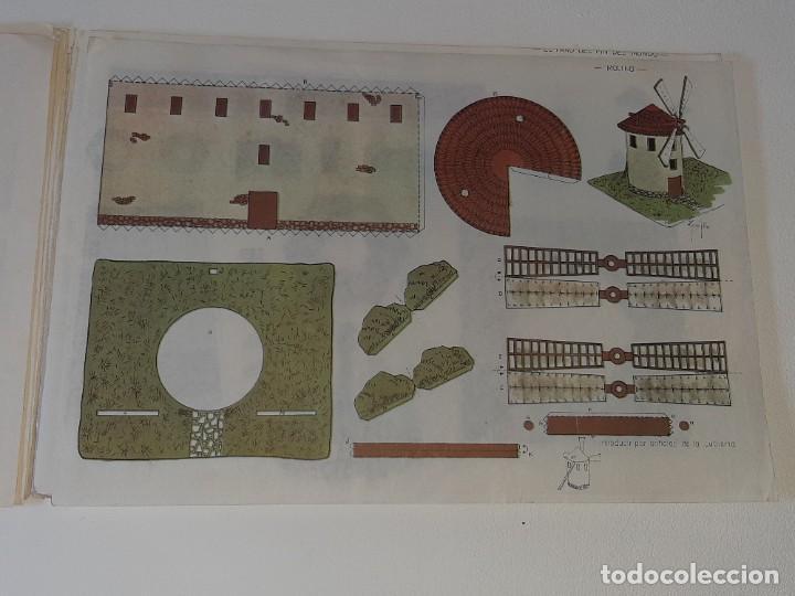 Coleccionismo Recortables: ANTIGUO LIBRO ALBUM MANUALIDADES RECREATIVAS RECORTABLES 35 LAMINAS EDITORIAL ZULIA AÑO 1981 - Foto 17 - 278412618