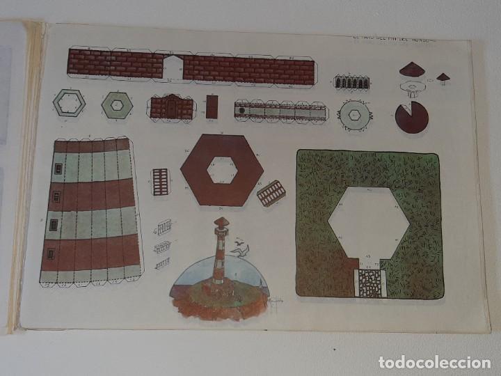 Coleccionismo Recortables: ANTIGUO LIBRO ALBUM MANUALIDADES RECREATIVAS RECORTABLES 35 LAMINAS EDITORIAL ZULIA AÑO 1981 - Foto 18 - 278412618