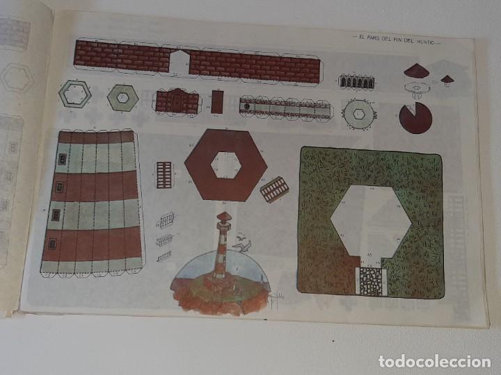 Coleccionismo Recortables: ANTIGUO LIBRO ALBUM MANUALIDADES RECREATIVAS RECORTABLES 35 LAMINAS EDITORIAL ZULIA AÑO 1981 - Foto 19 - 278412618