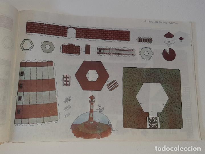 Coleccionismo Recortables: ANTIGUO LIBRO ALBUM MANUALIDADES RECREATIVAS RECORTABLES 35 LAMINAS EDITORIAL ZULIA AÑO 1981 - Foto 30 - 278412618
