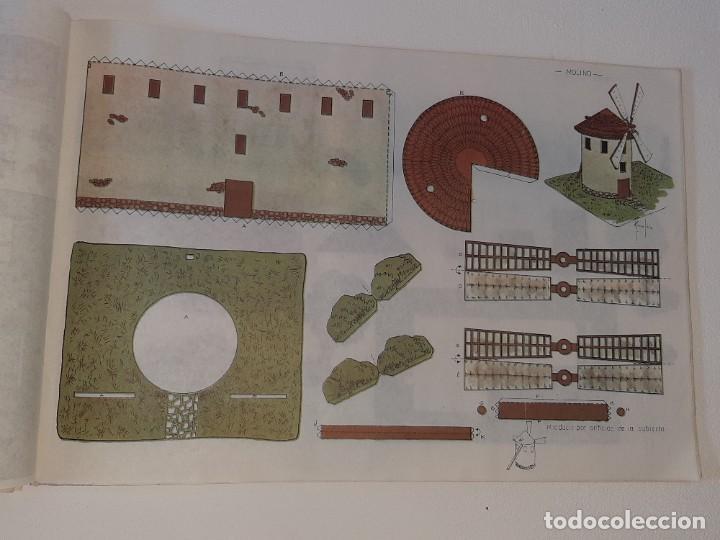 Coleccionismo Recortables: ANTIGUO LIBRO ALBUM MANUALIDADES RECREATIVAS RECORTABLES 35 LAMINAS EDITORIAL ZULIA AÑO 1981 - Foto 32 - 278412618