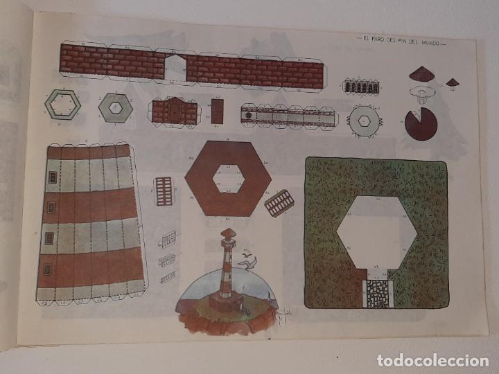 Coleccionismo Recortables: ANTIGUO LIBRO ALBUM MANUALIDADES RECREATIVAS RECORTABLES 35 LAMINAS EDITORIAL ZULIA AÑO 1981 - Foto 34 - 278412618