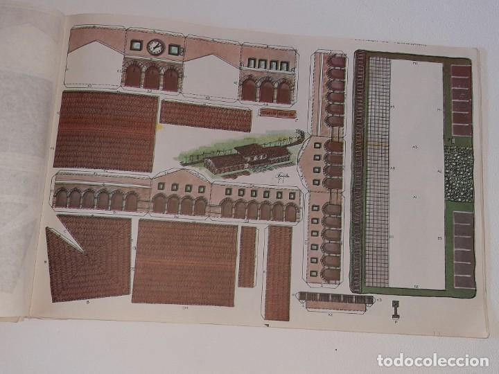 Coleccionismo Recortables: ANTIGUO LIBRO ALBUM MANUALIDADES RECREATIVAS RECORTABLES 35 LAMINAS EDITORIAL ZULIA AÑO 1981 - Foto 38 - 278412618
