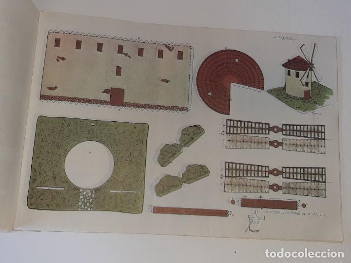 Coleccionismo Recortables: ANTIGUO LIBRO ALBUM MANUALIDADES RECREATIVAS RECORTABLES 35 LAMINAS EDITORIAL ZULIA AÑO 1981 - Foto 41 - 278412618