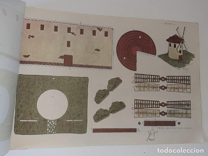 Coleccionismo Recortables: ANTIGUO LIBRO ALBUM MANUALIDADES RECREATIVAS RECORTABLES 35 LAMINAS EDITORIAL ZULIA AÑO 1981 - Foto 42 - 278412618