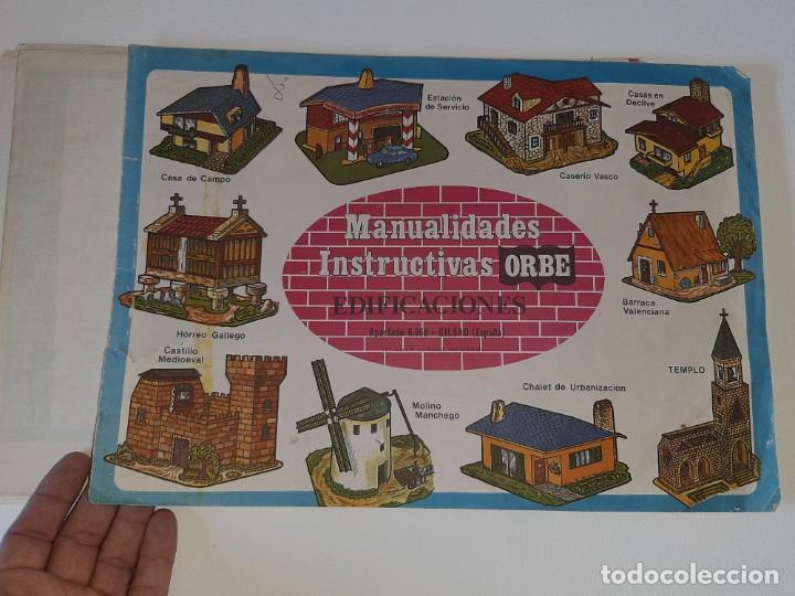 Coleccionismo Recortables: ANTIGUO LIBRO ALBUM MANUALIDADES RECREATIVAS RECORTABLES 35 LAMINAS EDITORIAL ZULIA AÑO 1981 - Foto 47 - 278412618