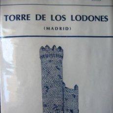 Coleccionismo Recortables: RECORTABLE TORRE DE LOS LODONES (MADRID) 1984. Lote 278526698