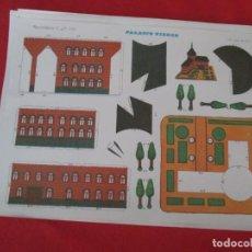 Coleccionismo Recortables: PALACIOO VIENES. Lote 289540758