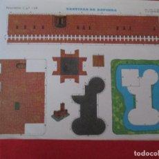 Coleccionismo Recortables: CASTILLO DE BAVIERA. Lote 289541078