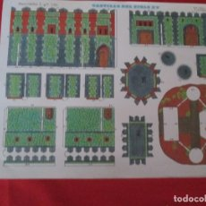 Coleccionismo Recortables: CASTILLO DEL SIGLO XV. Lote 289541138